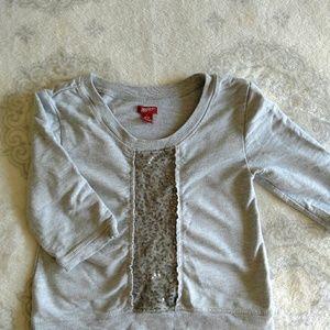 Girls Arizona Gray Sweatshirt